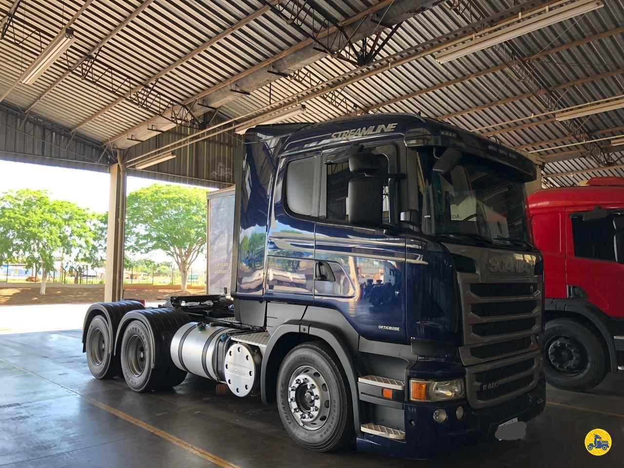 CAMINHAO SCANIA SCANIA 480 Cavalo Mecânico Traçado 6x4 Usados Rio Verde RIO VERDE GOIAS GO