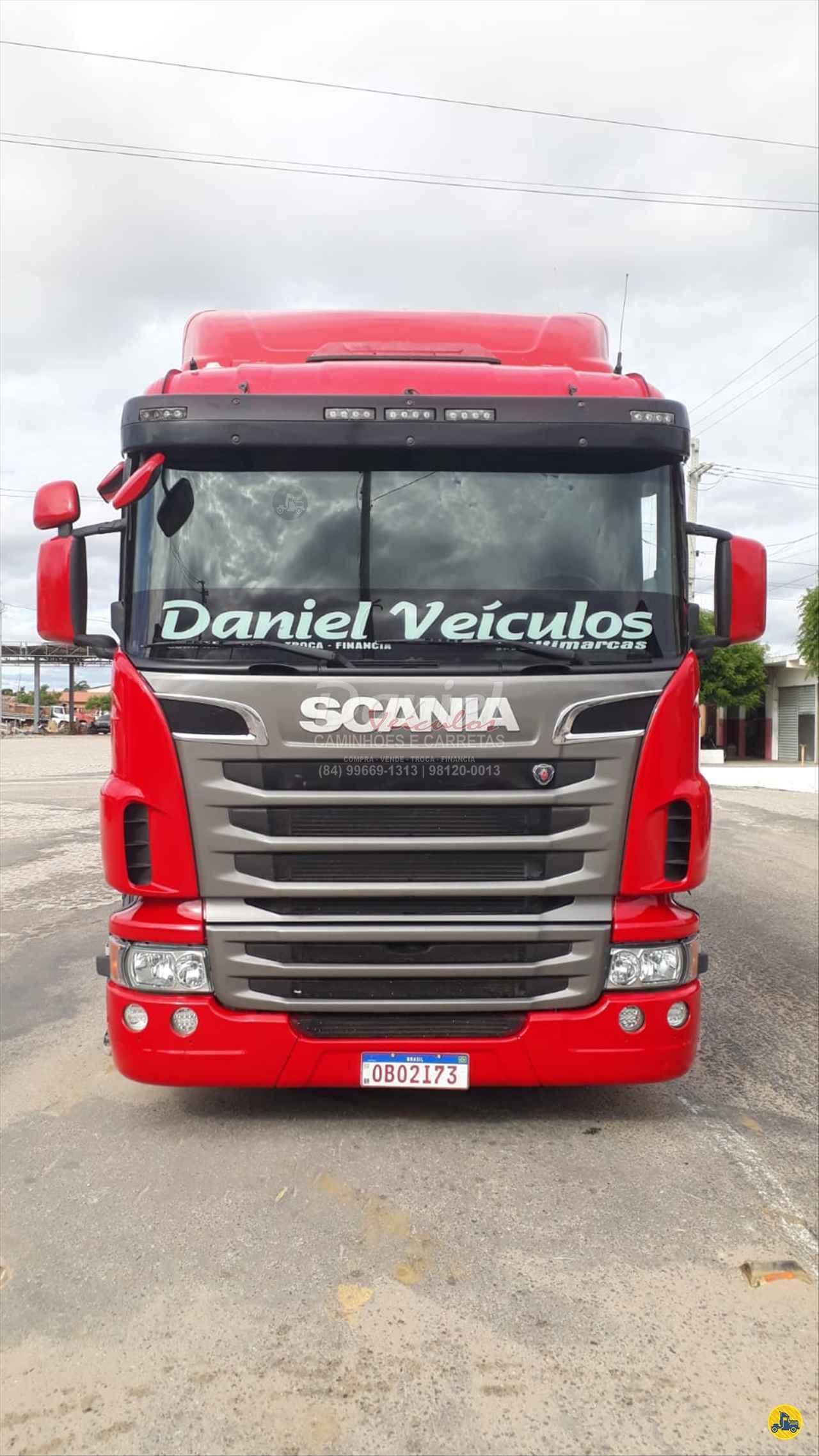 CAMINHAO SCANIA SCANIA 440 Chassis Traçado 6x4 Daniel Veículos GOVERNADOR DIX-SEPT ROSADO RIO GRANDE DO NORTE RN
