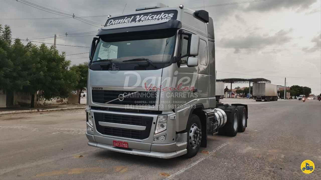 CAMINHAO VOLVO VOLVO FH 520 Chassis Traçado 6x4 Daniel Veículos GOVERNADOR DIX-SEPT ROSADO RIO GRANDE DO NORTE RN