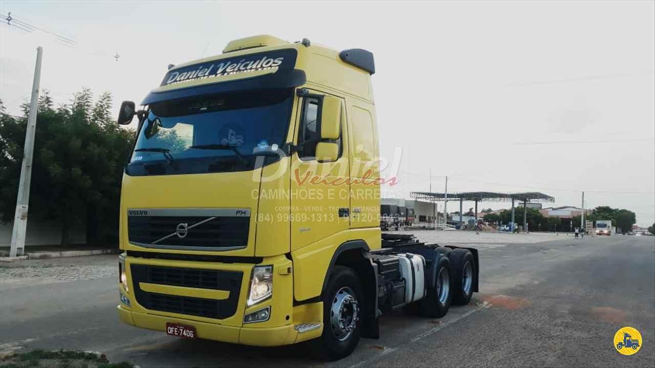 CAMINHAO VOLVO VOLVO FH 460 Chassis Truck 6x2 Daniel Veículos GOVERNADOR DIX-SEPT ROSADO RIO GRANDE DO NORTE RN