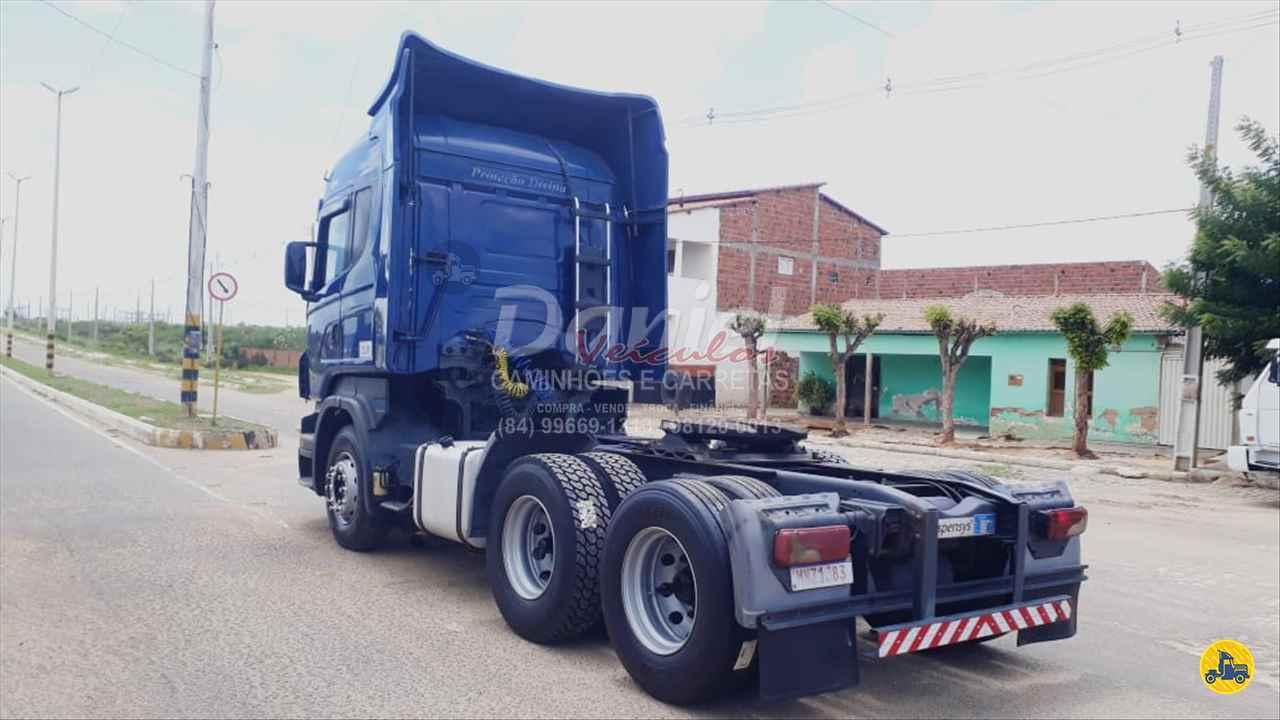 CAMINHAO SCANIA SCANIA 420 Chassis Truck 6x2 Daniel Veículos GOVERNADOR DIX-SEPT ROSADO RIO GRANDE DO NORTE RN