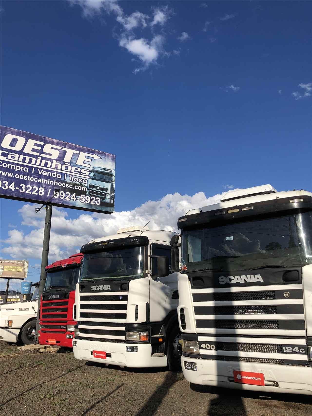 Foto da Loja da Oeste Caminhões
