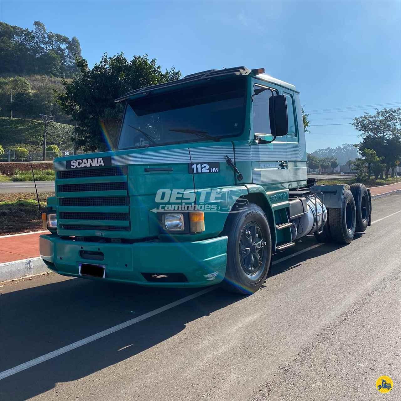 CAMINHAO SCANIA SCANIA 112 360 Cavalo Mecânico Truck 6x2 Oeste Caminhões  CORDILHEIRA ALTA SANTA CATARINA SC