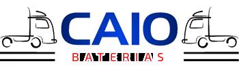 Logo Caio Baterias