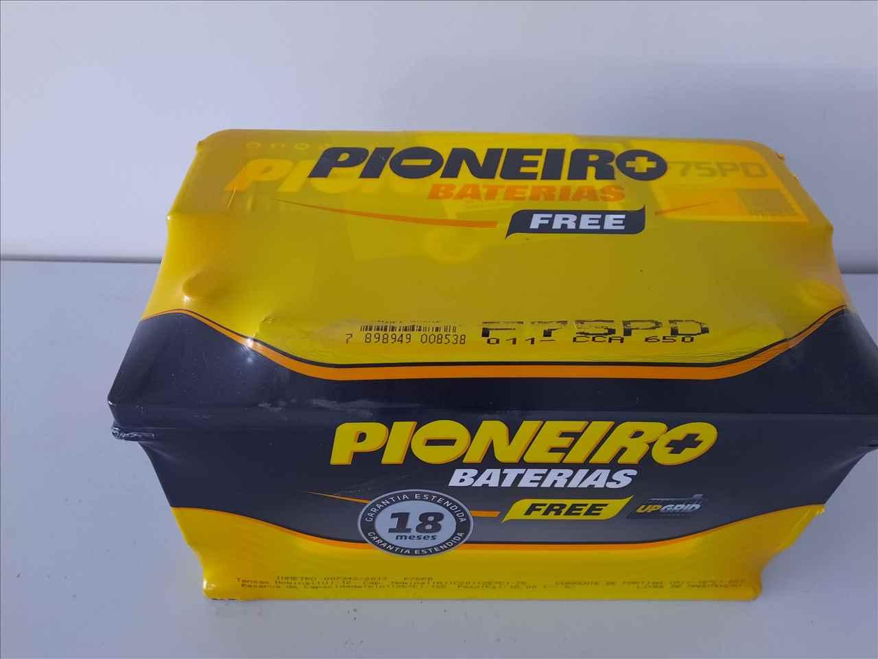 BATERIA 75AH PIONEIRO