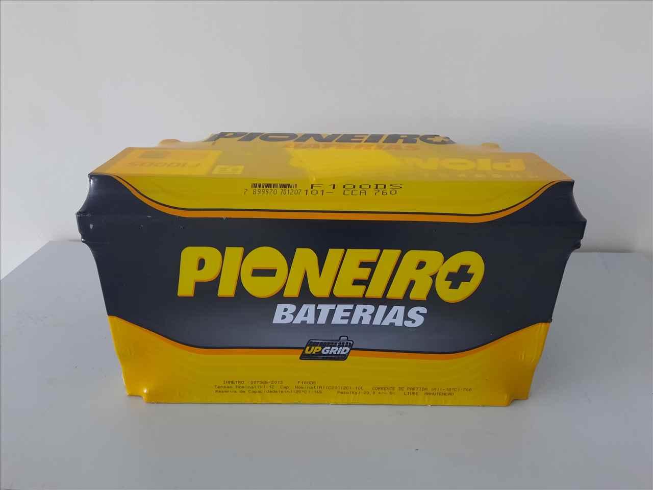 BATERIA 100AH SPRINTER PIONEIRO