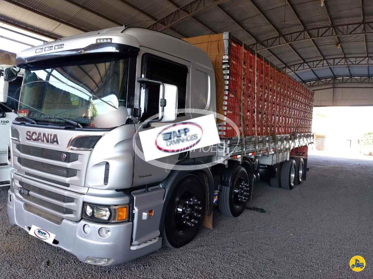 CAMINHAO SCANIA SCANIA 310 Carga Seca BiTruck 8x2 AFP Caminhões UBERLANDIA MINAS GERAIS MG