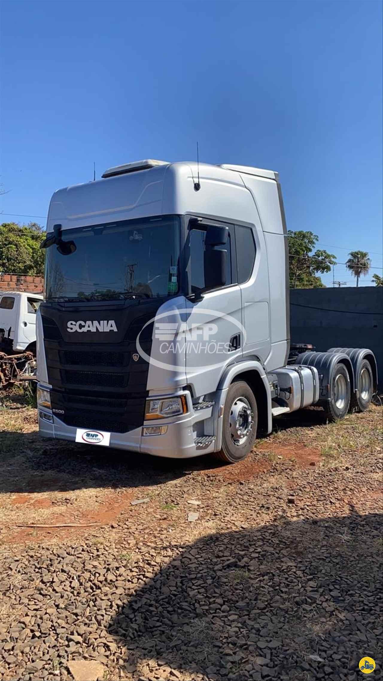 CAMINHAO SCANIA SCANIA 500 Cavalo Mecânico Traçado 6x4 AFP Caminhões UBERLANDIA MINAS GERAIS MG