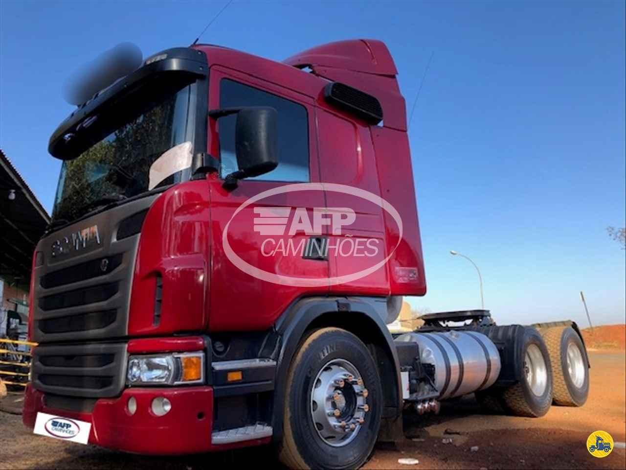 SCANIA 420 de AFP Caminhões - UBERLANDIA/MG