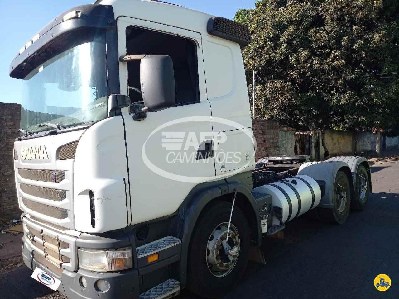 CAMINHAO SCANIA SCANIA 380 Cavalo Mecânico Truck 6x2 AFP Caminhões UBERLANDIA MINAS GERAIS MG
