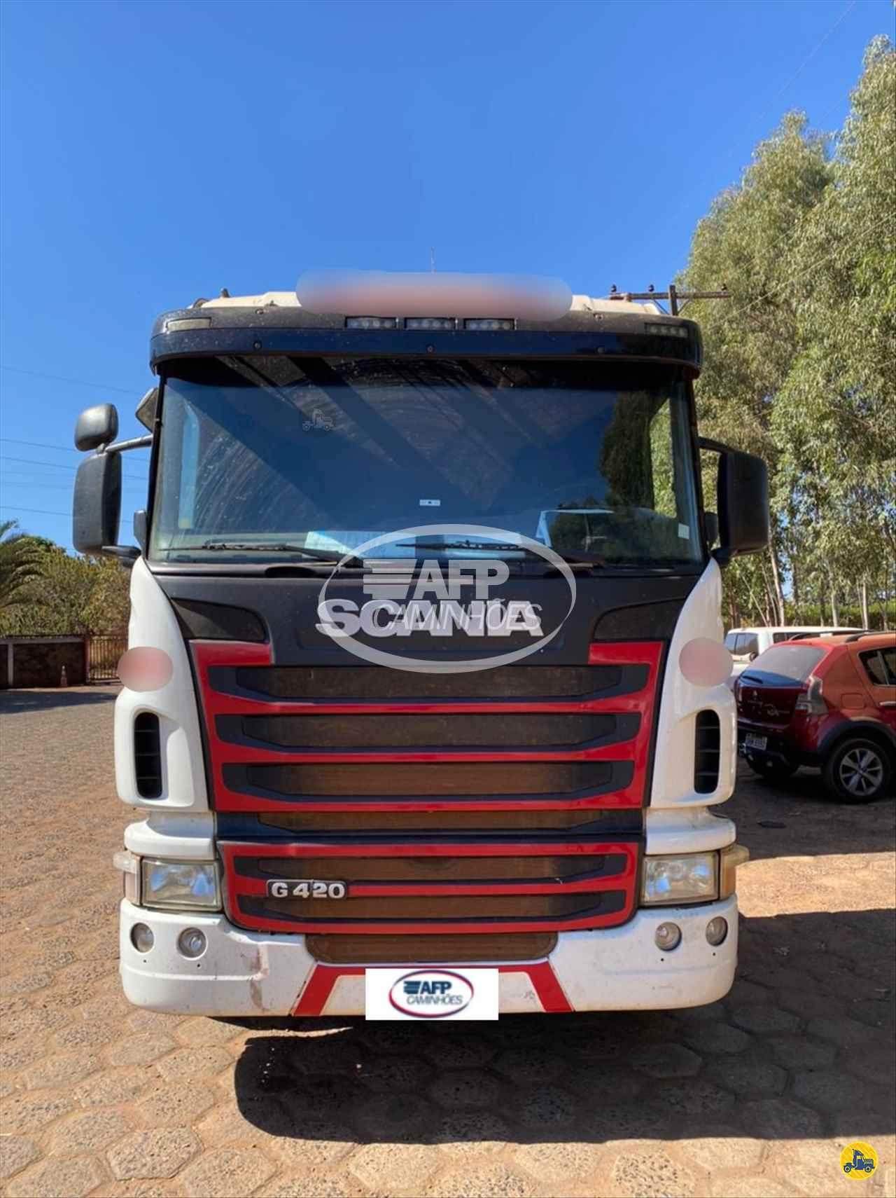 CAMINHAO SCANIA SCANIA 420 Cavalo Mecânico Traçado 6x4 AFP Caminhões UBERLANDIA MINAS GERAIS MG