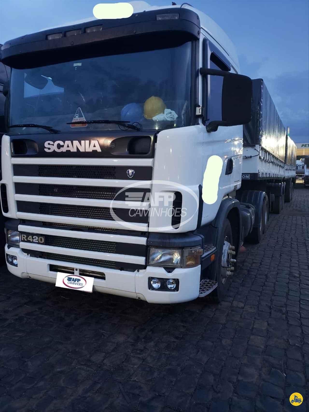 CAMINHAO SCANIA SCANIA 420 Cavalo Mecânico Truck 6x2 AFP Caminhões UBERLANDIA MINAS GERAIS MG