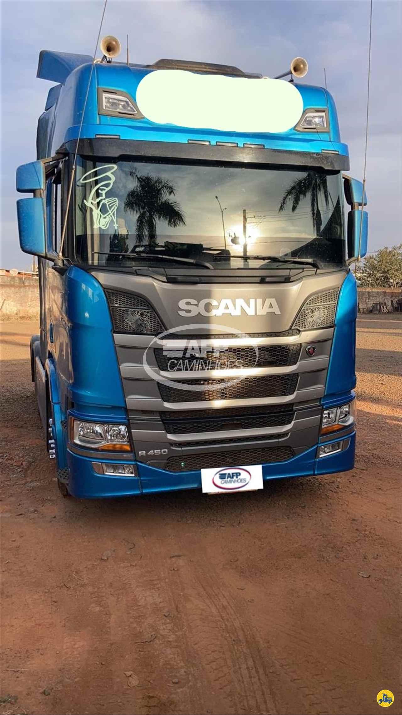 CAMINHAO SCANIA SCANIA 450 Cavalo Mecânico Truck 6x2 AFP Caminhões UBERLANDIA MINAS GERAIS MG