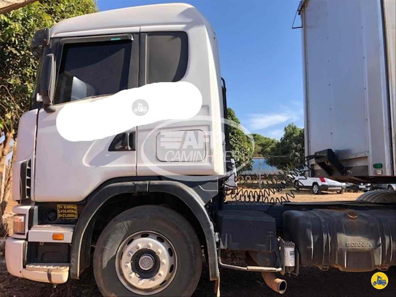 CAMINHAO SCANIA SCANIA 400 Cavalo Mecânico Truck 6x2 AFP Caminhões UBERLANDIA MINAS GERAIS MG