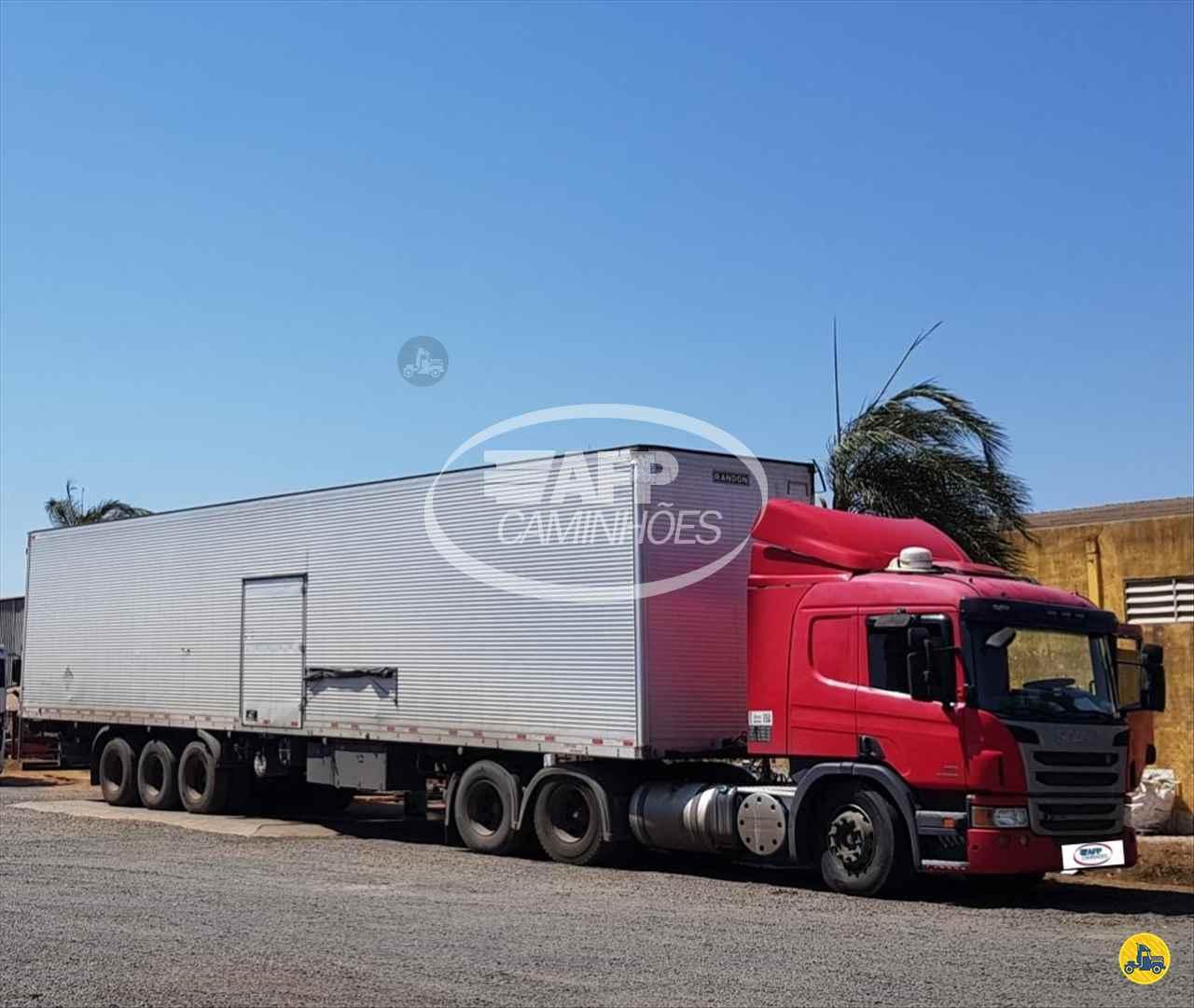 CAMINHAO SCANIA SCANIA 360 Cavalo Mecânico Truck 6x2 AFP Caminhões UBERLANDIA MINAS GERAIS MG