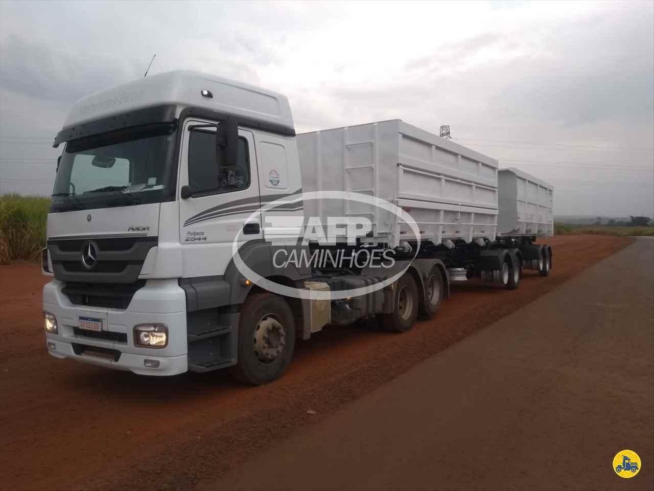 CAMINHAO MERCEDES-BENZ MB 2544 Cavalo Mecânico Truck 6x2 AFP Caminhões UBERLANDIA MINAS GERAIS MG