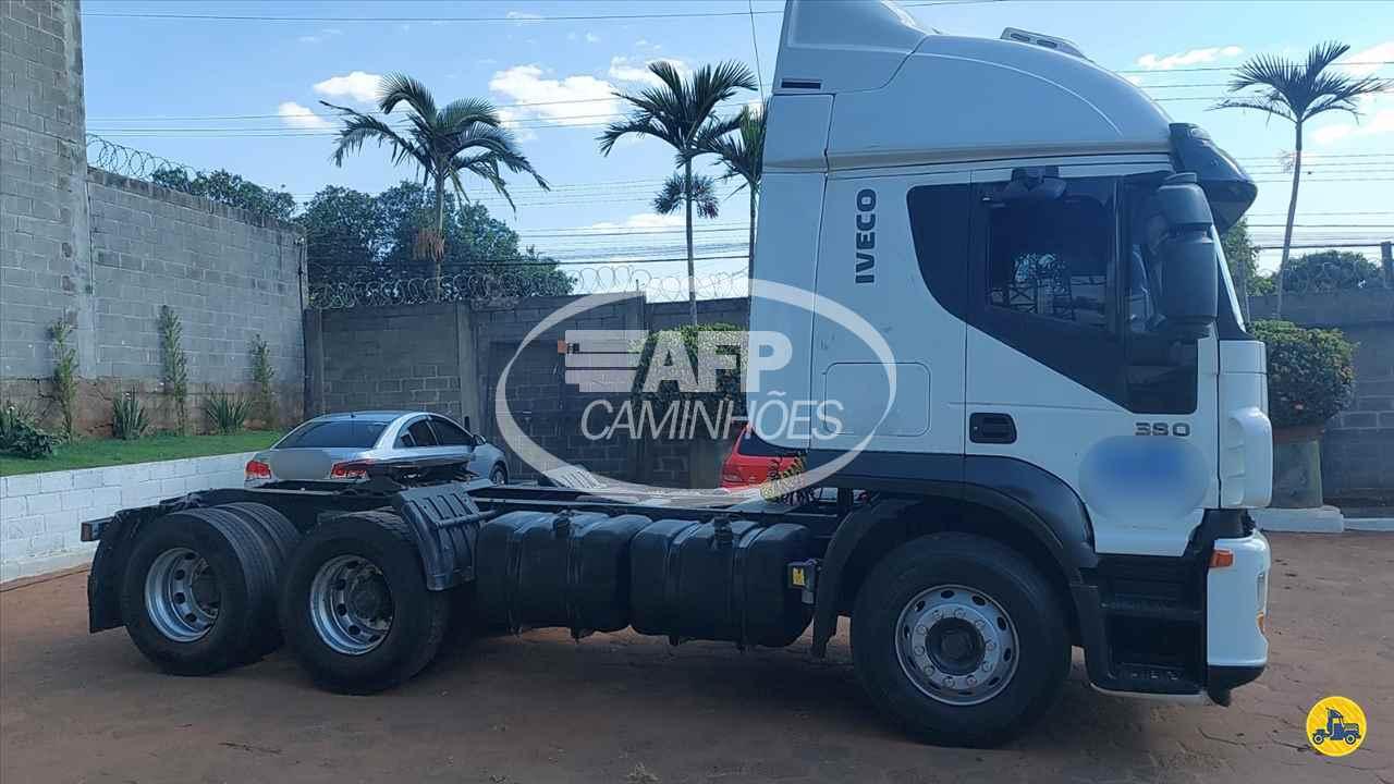CAMINHAO IVECO STRALIS 380 Cavalo Mecânico Truck 6x2 AFP Caminhões UBERLANDIA MINAS GERAIS MG