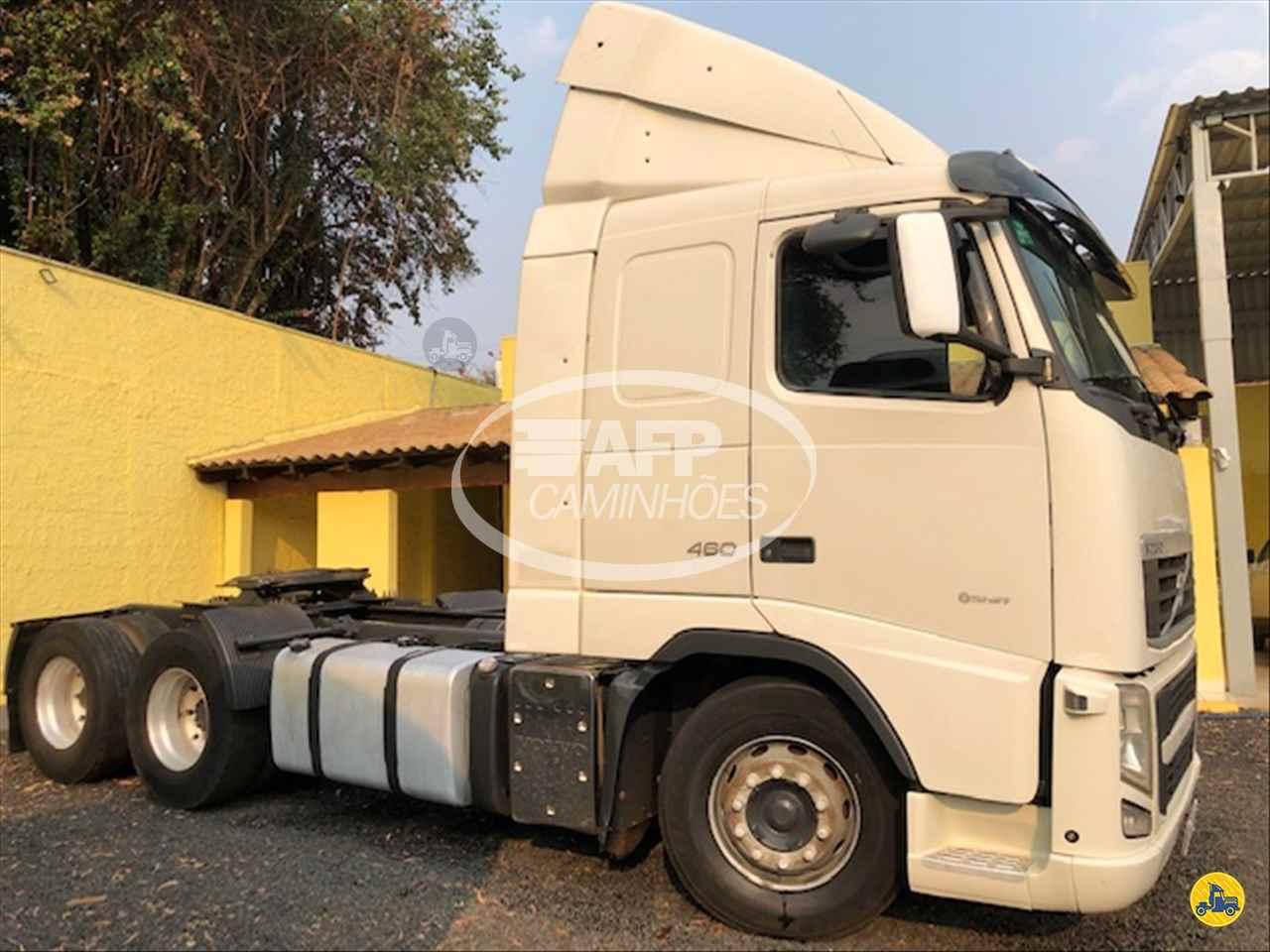 CAMINHAO VOLVO VOLVO FH 460 Cavalo Mecânico Truck 6x2 AFP Caminhões UBERLANDIA MINAS GERAIS MG