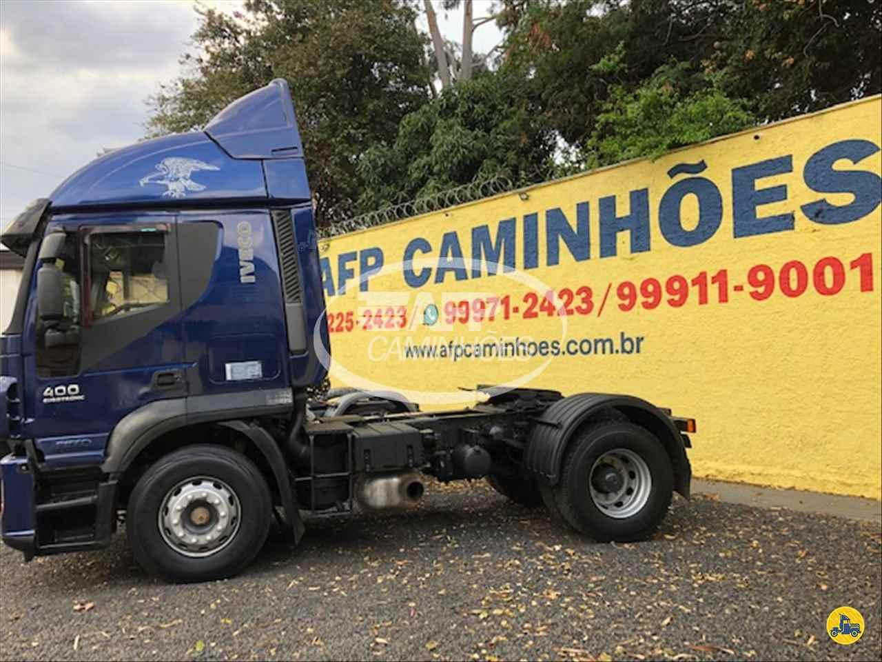 CAMINHAO IVECO STRALIS 400 Cavalo Mecânico Toco 4x2 AFP Caminhões UBERLANDIA MINAS GERAIS MG