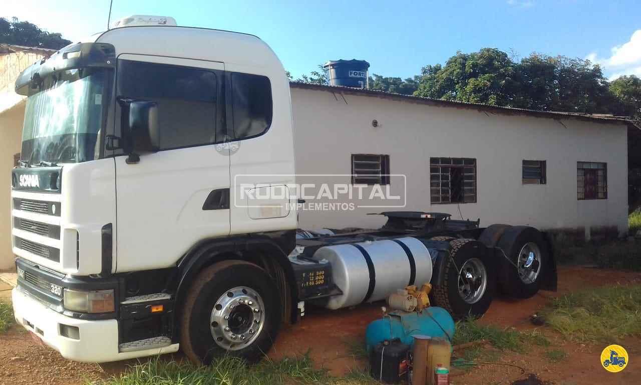 CAMINHAO SCANIA SCANIA 114 320 Cavalo Mecânico Truck 6x2 RODOCAPITAL - TRUCKVAN BRASILIA DISTRITO FEDERAL DF