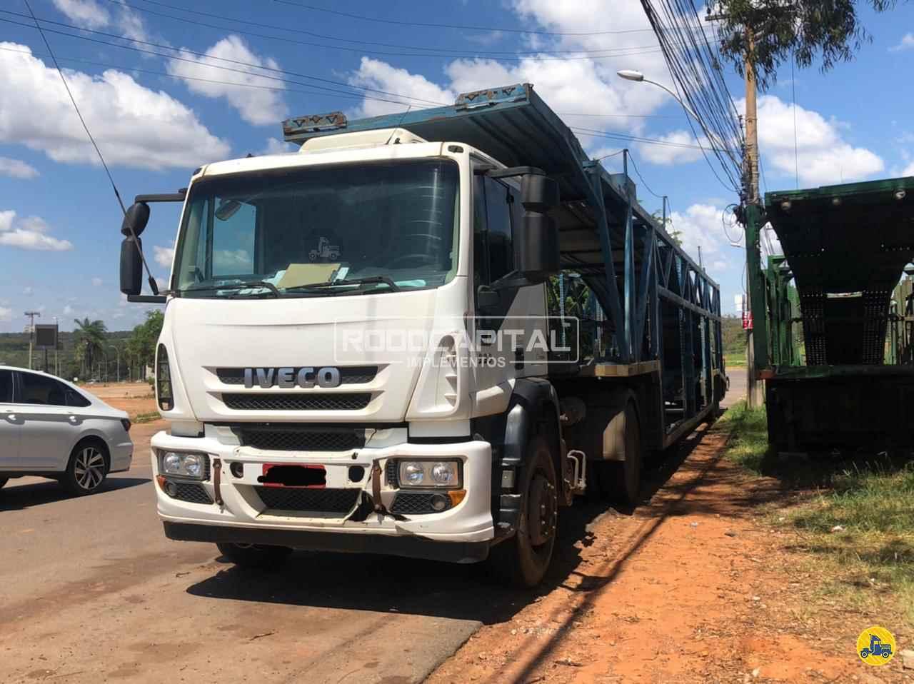 CAMINHAO IVECO CURSOR 450E33 Cavalo Mecânico Toco 4x2 RODOCAPITAL - TRUCKVAN BRASILIA DISTRITO FEDERAL DF