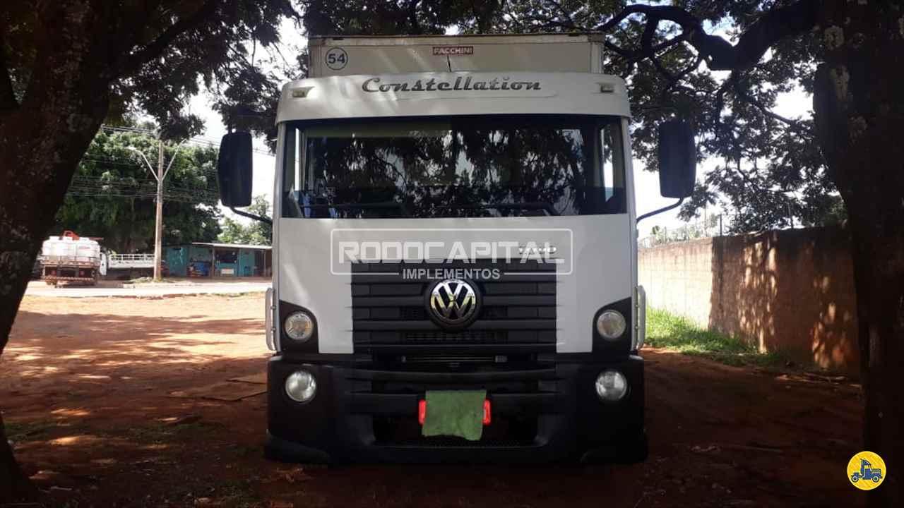 CAMINHAO VOLKSWAGEN VW 17190 Baú Furgão Toco 4x2 RODOCAPITAL - TRUCKVAN BRASILIA DISTRITO FEDERAL DF