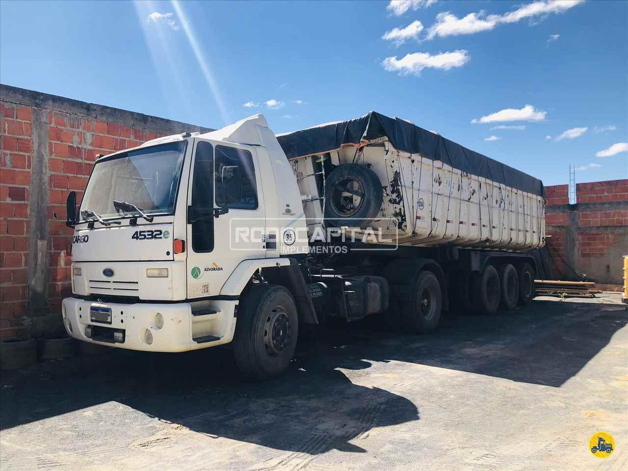 CAMINHAO FORD CARGO 4532 Caçamba Basculante Toco 4x2 RODOCAPITAL - TRUCKVAN BRASILIA DISTRITO FEDERAL DF