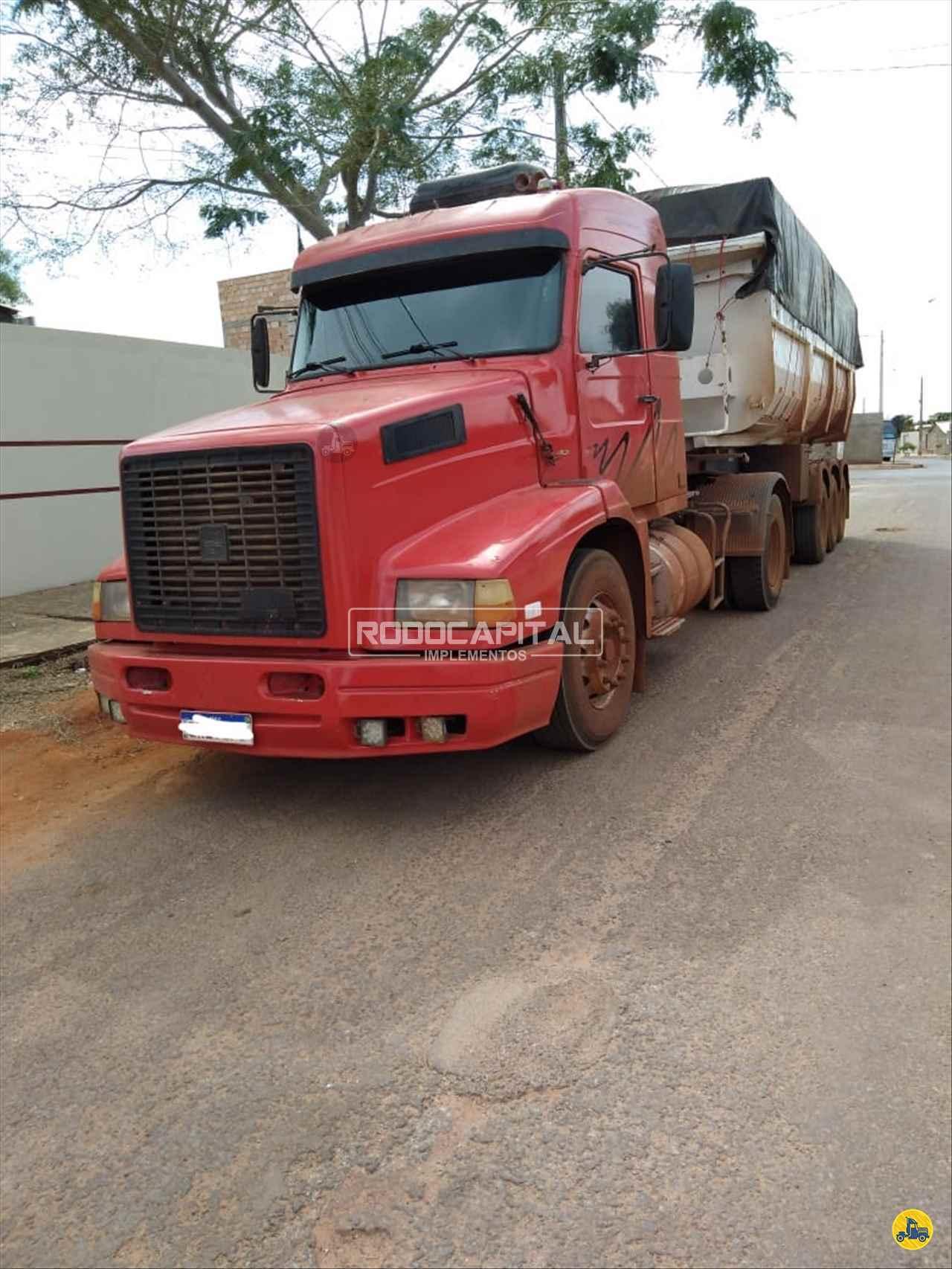 CAMINHAO VOLVO VOLVO NL12 360 Caçamba Basculante Toco 4x2 RODOCAPITAL Implementos BRASILIA DISTRITO FEDERAL DF