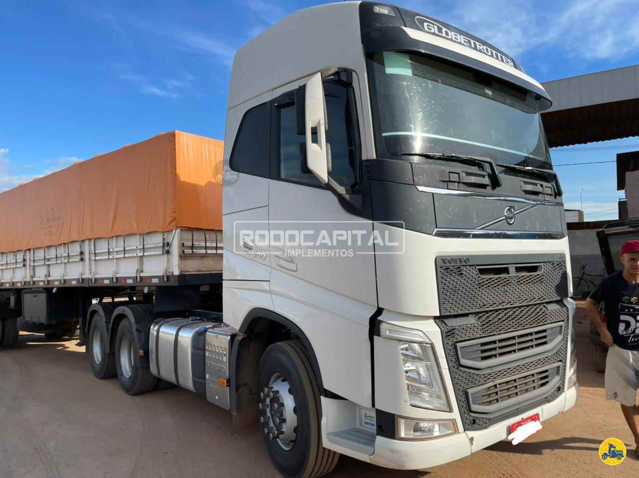 VOLVO FH 540 de RODOCAPITAL Implementos - BRASILIA/DF