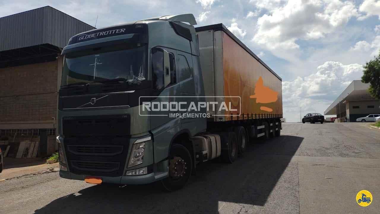 CAMINHAO VOLVO VOLVO FH 500 Cavalo Mecânico Truck 6x2 RODOCAPITAL - TRUCKVAN BRASILIA DISTRITO FEDERAL DF