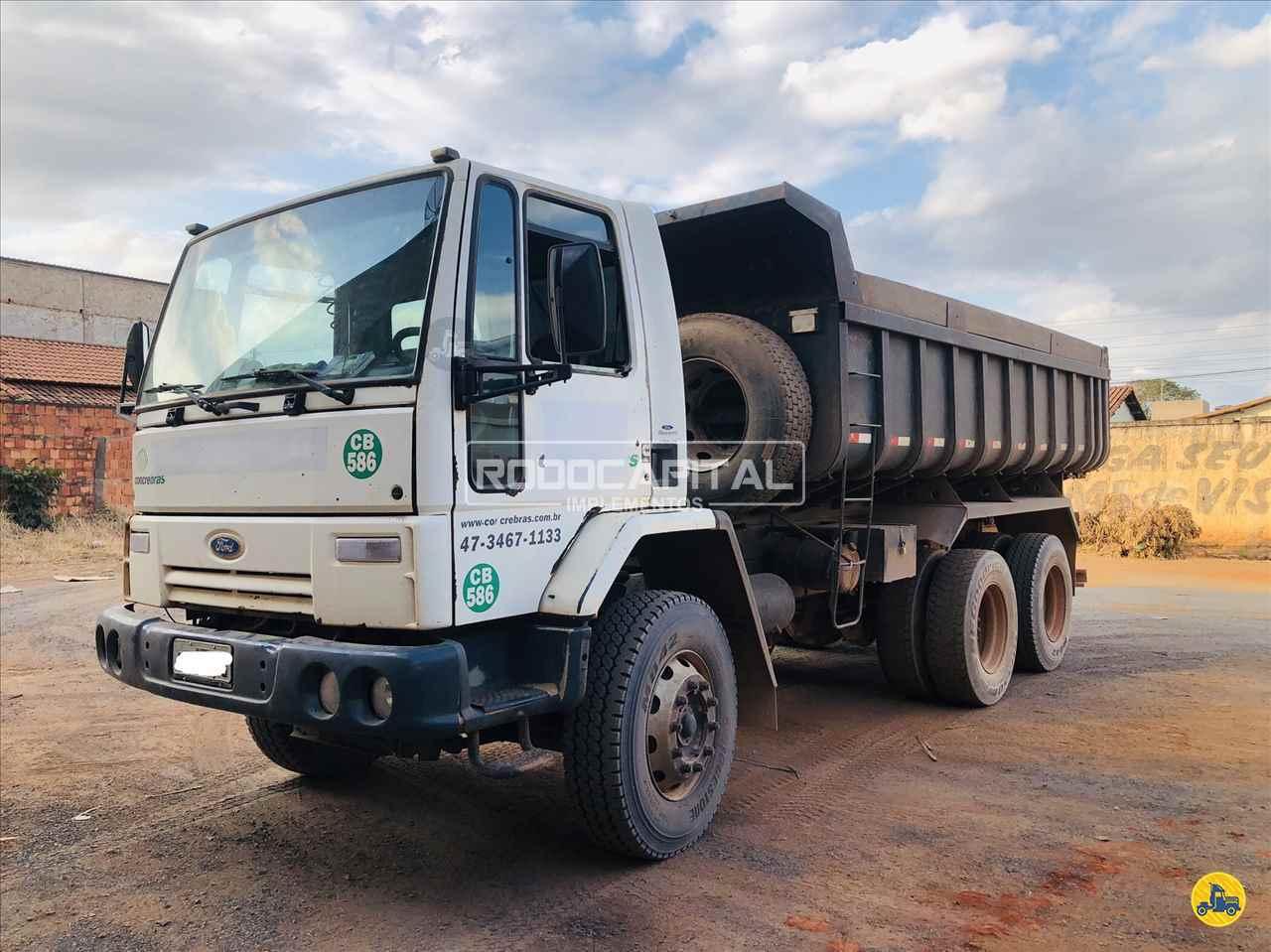CAMINHAO FORD CARGO 2628 Caçamba Basculante Traçado 6x4 RODOCAPITAL - TRUCKVAN BRASILIA DISTRITO FEDERAL DF