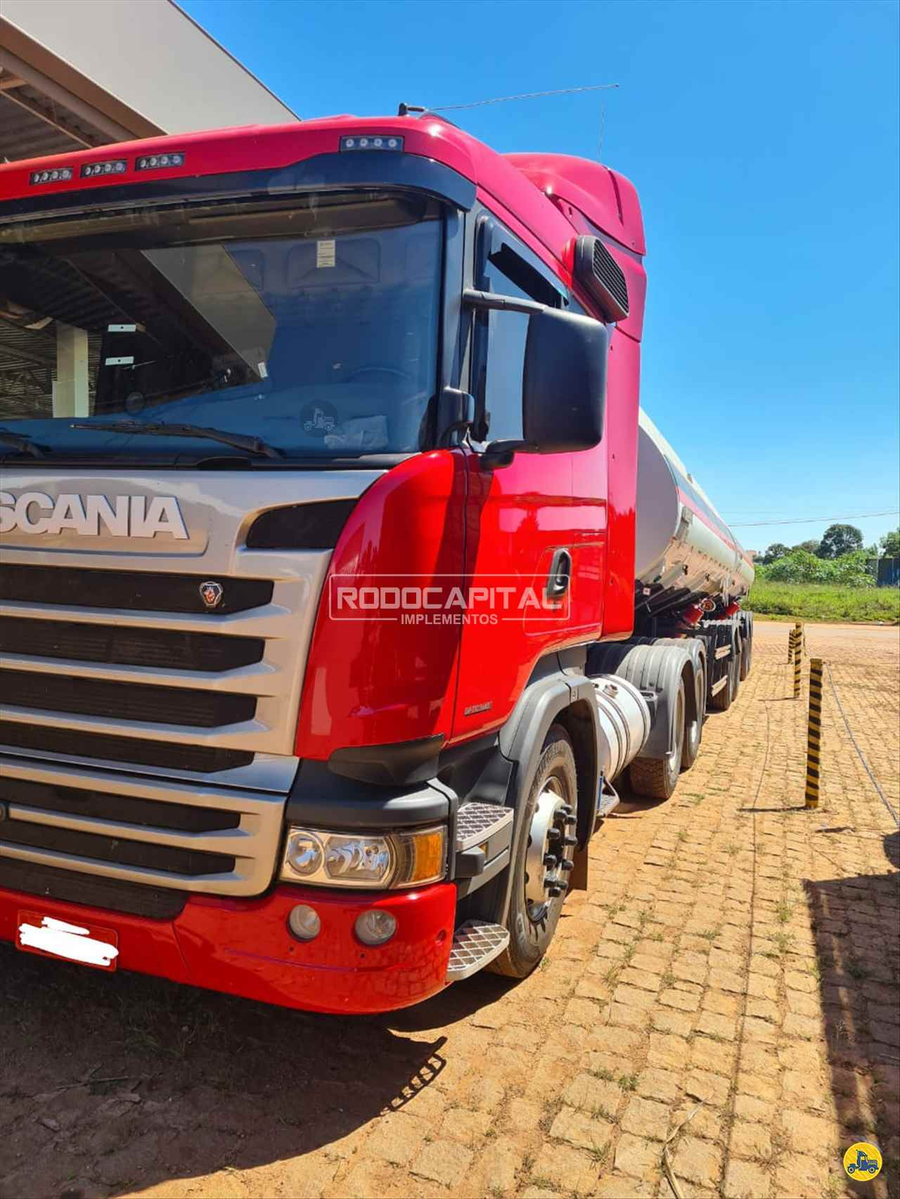 CAMINHAO SCANIA SCANIA 440 Cavalo Mecânico Truck 6x2 RODOCAPITAL Implementos BRASILIA DISTRITO FEDERAL DF