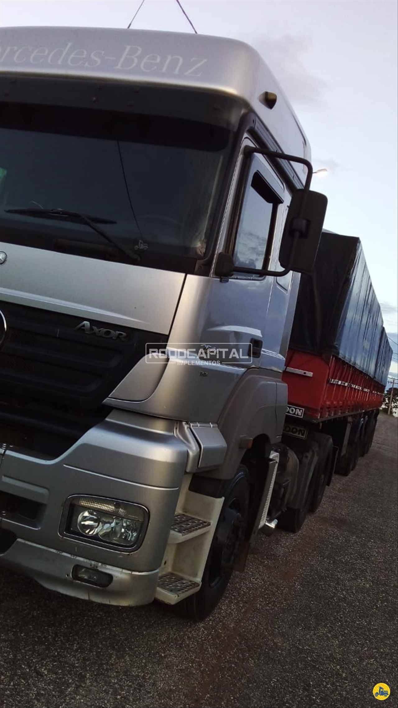 CAMINHAO MERCEDES-BENZ MB 2544 Cavalo Mecânico Truck 6x2 RODOCAPITAL - TRUCKVAN BRASILIA DISTRITO FEDERAL DF