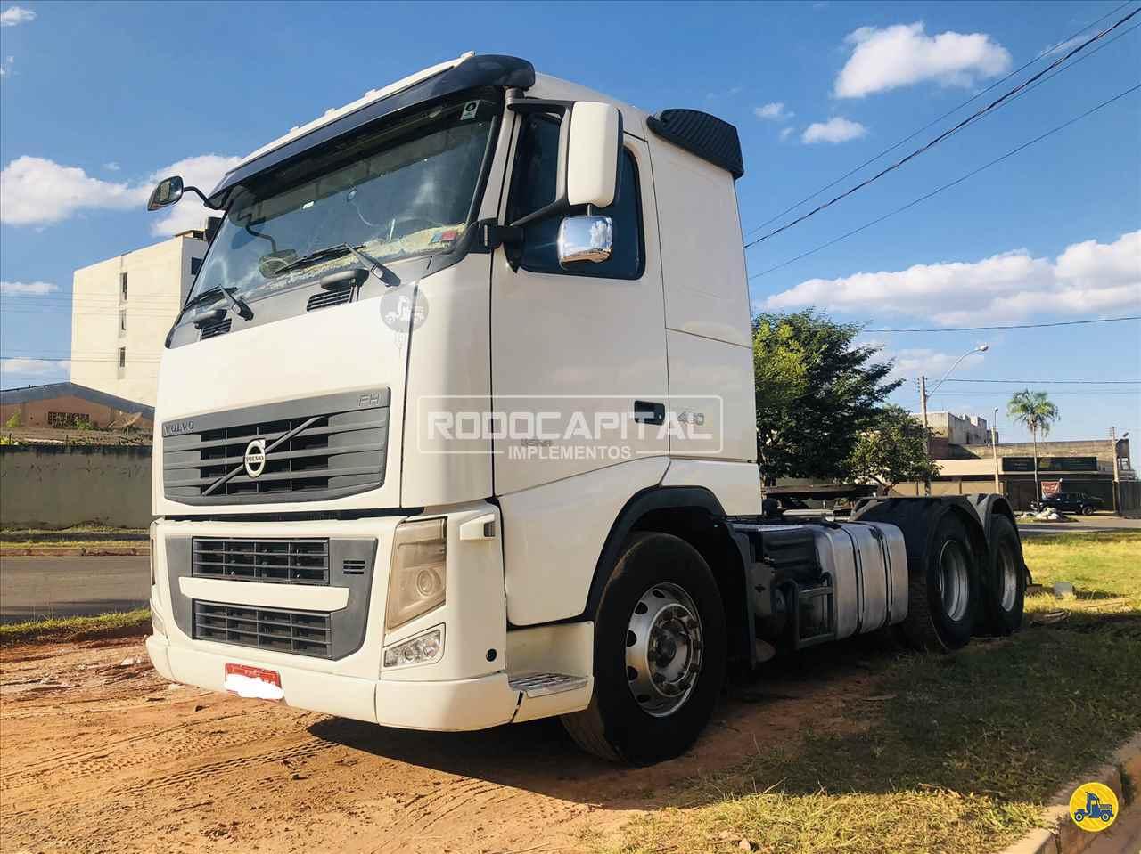 CAMINHAO VOLVO VOLVO FH 460 Cavalo Mecânico Truck 6x2 RODOCAPITAL - TRUCKVAN BRASILIA DISTRITO FEDERAL DF