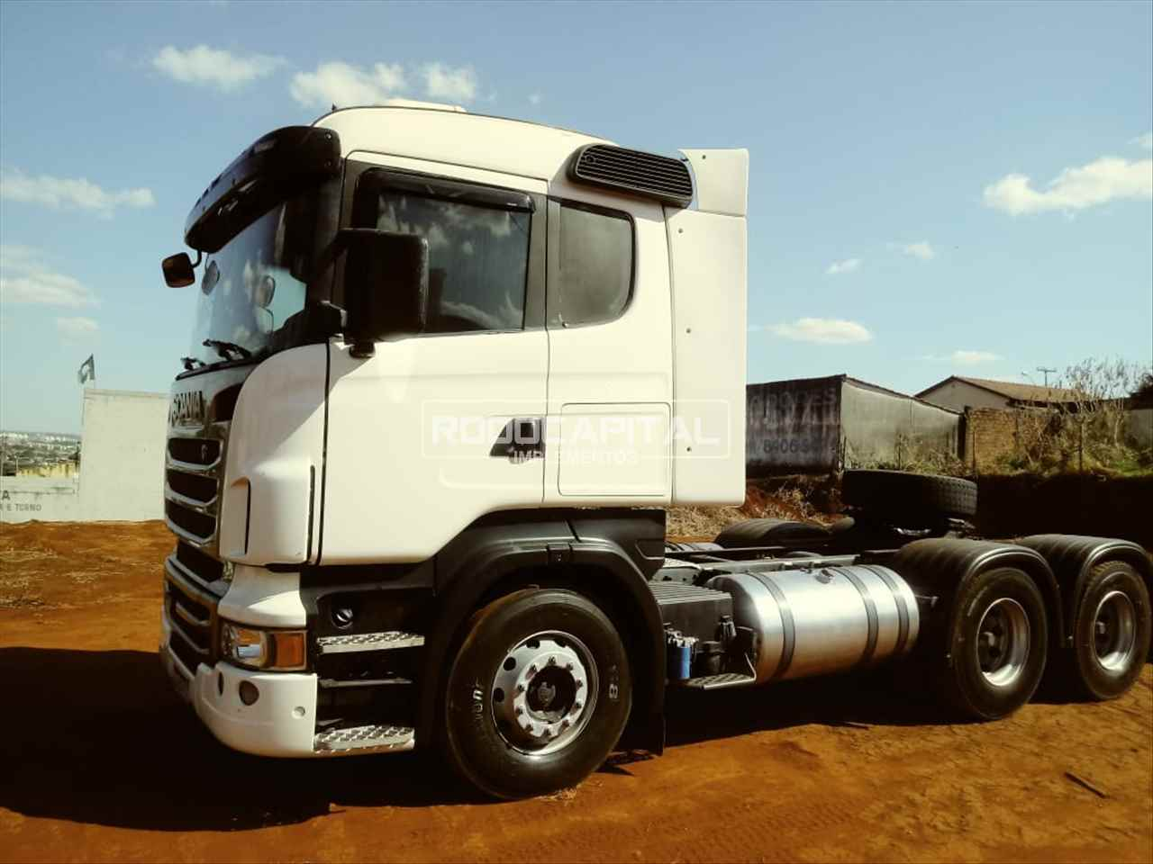 CAMINHAO SCANIA SCANIA 440 Cavalo Mecânico Traçado 6x4 RODOCAPITAL - TRUCKVAN BRASILIA DISTRITO FEDERAL DF