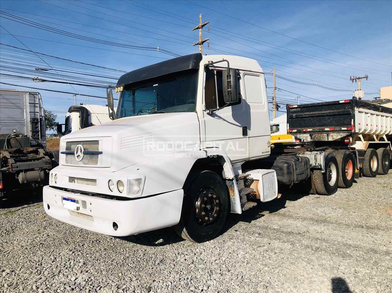 CAMINHAO MERCEDES-BENZ MB 1634 Cavalo Mecânico Truck 6x2 RODOCAPITAL - TRUCKVAN BRASILIA DISTRITO FEDERAL DF