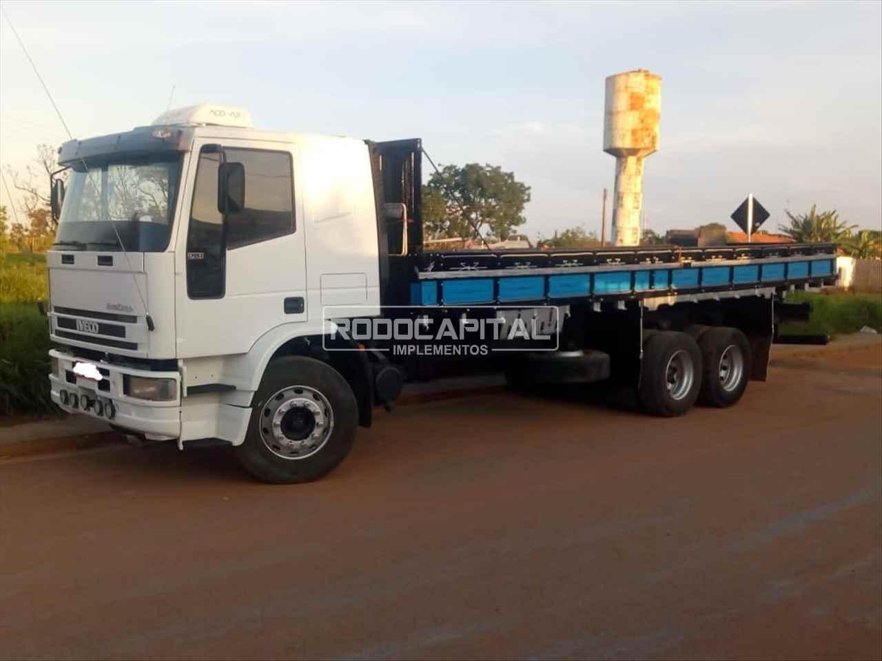 CAMINHAO IVECO EUROCARGO 230E24 Carga Seca Truck 6x2 RODOCAPITAL - TRUCKVAN BRASILIA DISTRITO FEDERAL DF