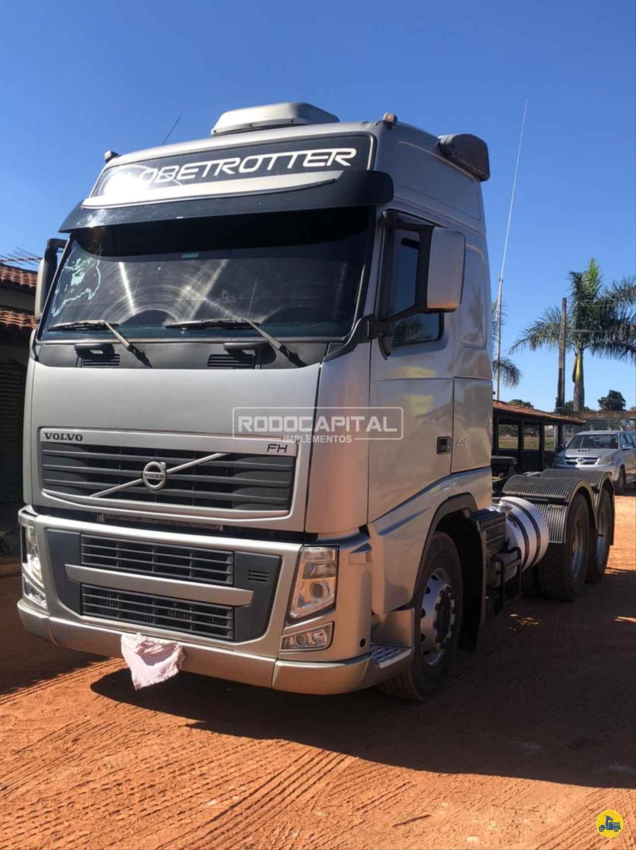 CAMINHAO VOLVO VOLVO FH 440 Cavalo Mecânico Truck 6x2 RODOCAPITAL - TRUCKVAN BRASILIA DISTRITO FEDERAL DF
