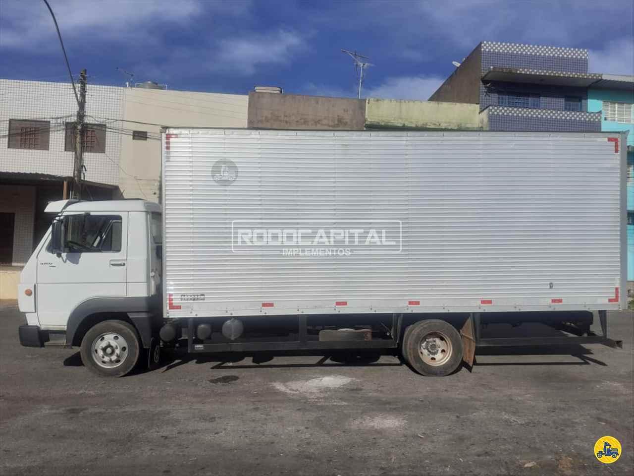 CAMINHAO VOLKSWAGEN VW 9160 Baú Furgão 3/4 4x2 RODOCAPITAL - TRUCKVAN BRASILIA DISTRITO FEDERAL DF