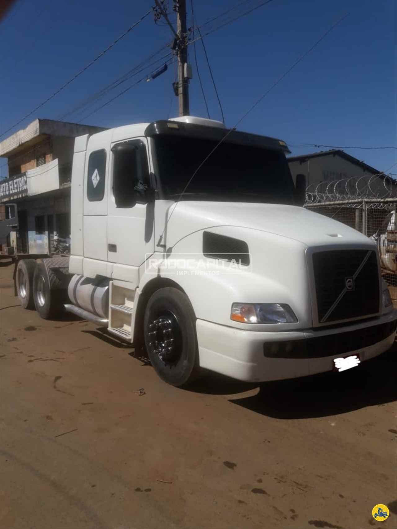 CAMINHAO VOLVO VOLVO NH12 380 Cavalo Mecânico Truck 6x2 RODOCAPITAL - TRUCKVAN BRASILIA DISTRITO FEDERAL DF