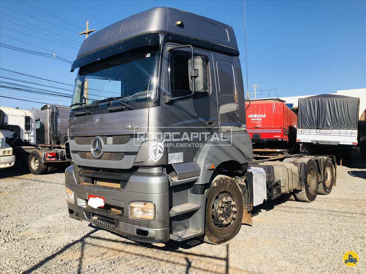 CAMINHAO MERCEDES-BENZ MB 2644 Cavalo Mecânico Traçado 6x4 RODOCAPITAL - TRUCKVAN BRASILIA DISTRITO FEDERAL DF