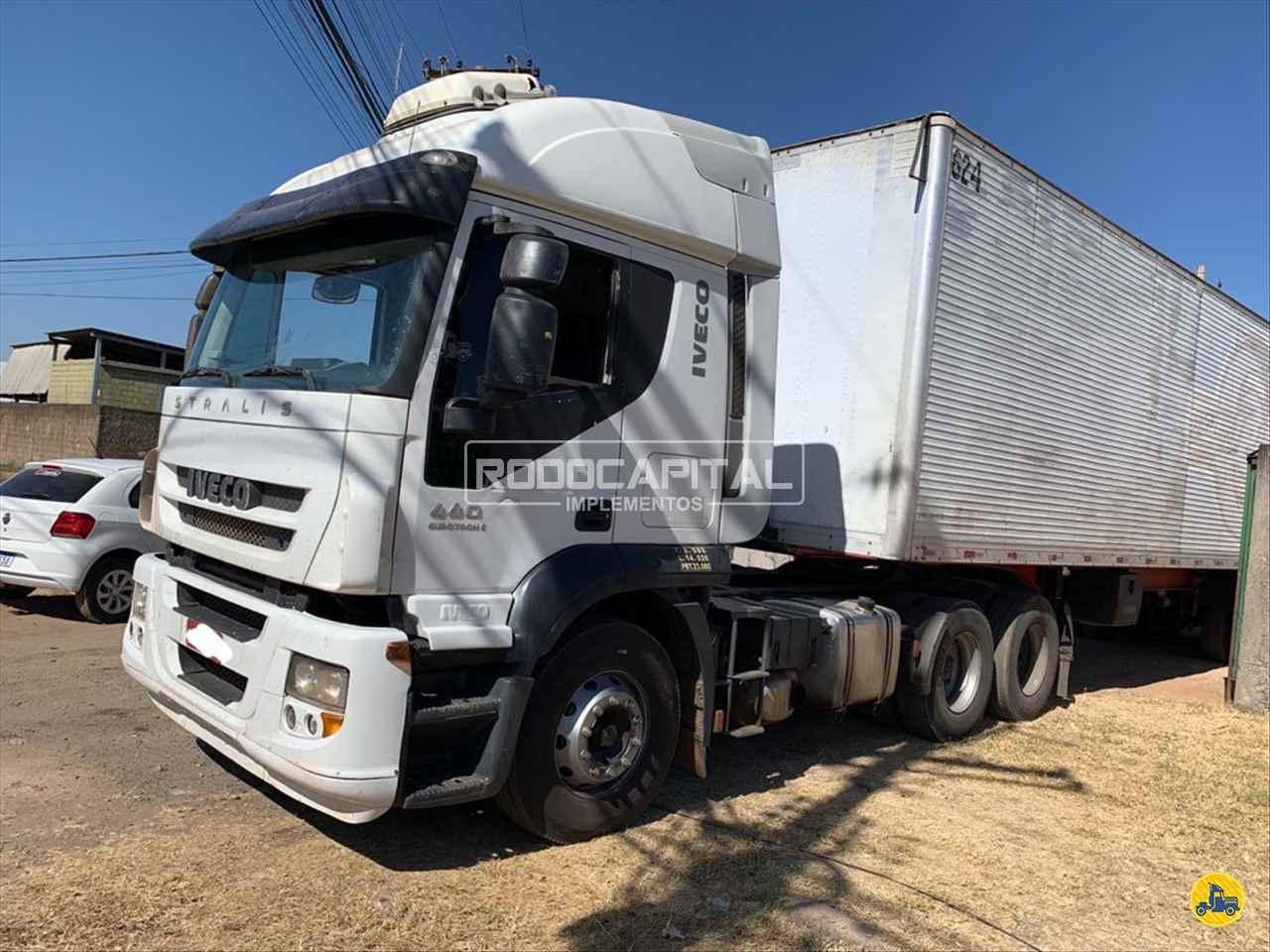 CAMINHAO IVECO STRALIS 440 Cavalo Mecânico Truck 6x2 RODOCAPITAL - TRUCKVAN BRASILIA DISTRITO FEDERAL DF