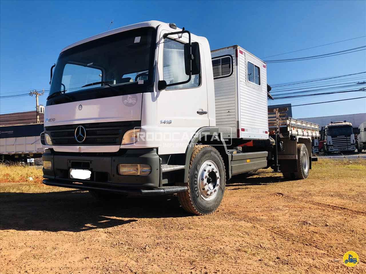 CAMINHAO MERCEDES-BENZ MB 1418 Guincho Munck 3/4 4x2 RODOCAPITAL - TRUCKVAN BRASILIA DISTRITO FEDERAL DF