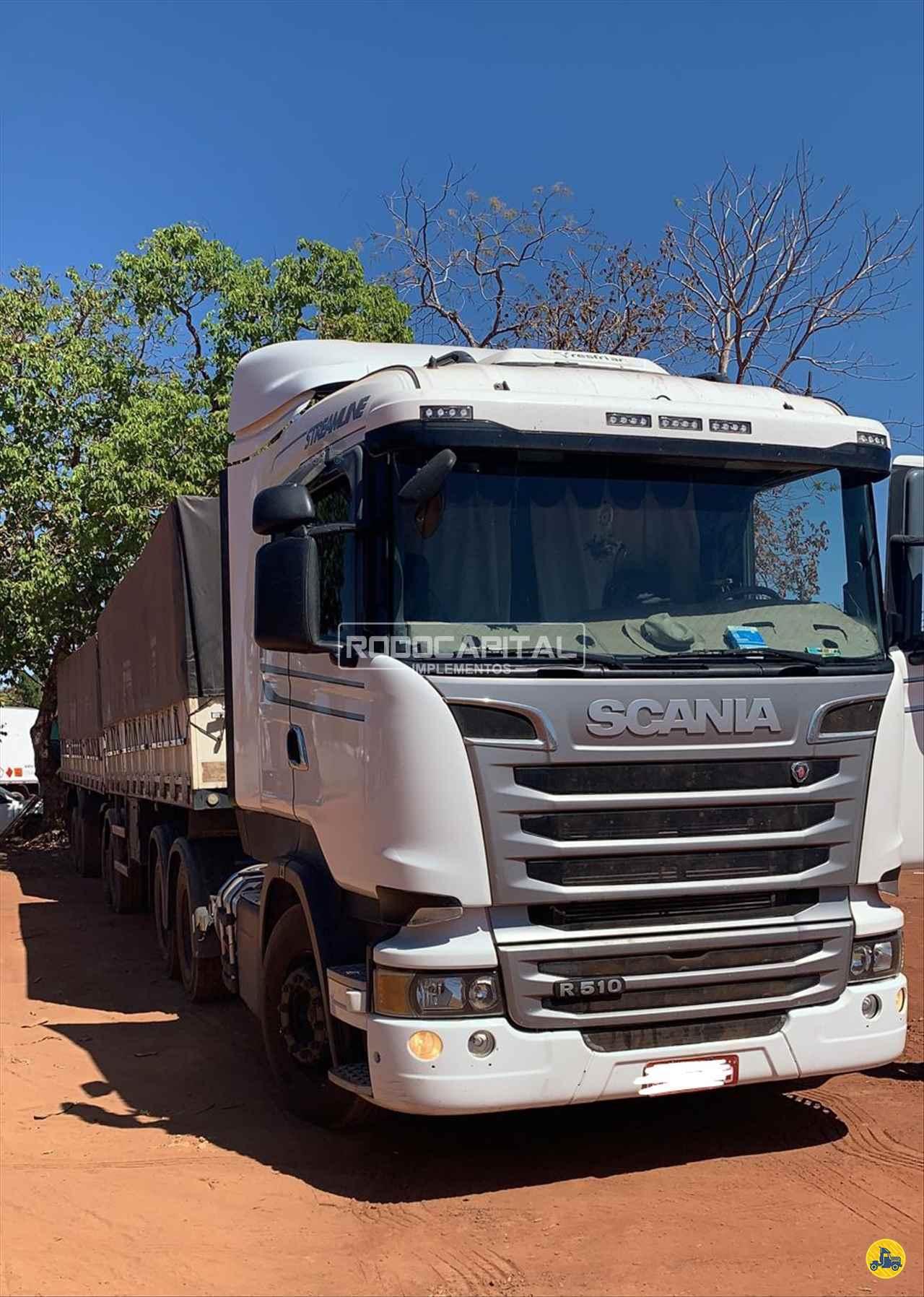 CAMINHAO SCANIA SCANIA 510 Cavalo Mecânico Traçado 6x4 RODOCAPITAL - TRUCKVAN BRASILIA DISTRITO FEDERAL DF