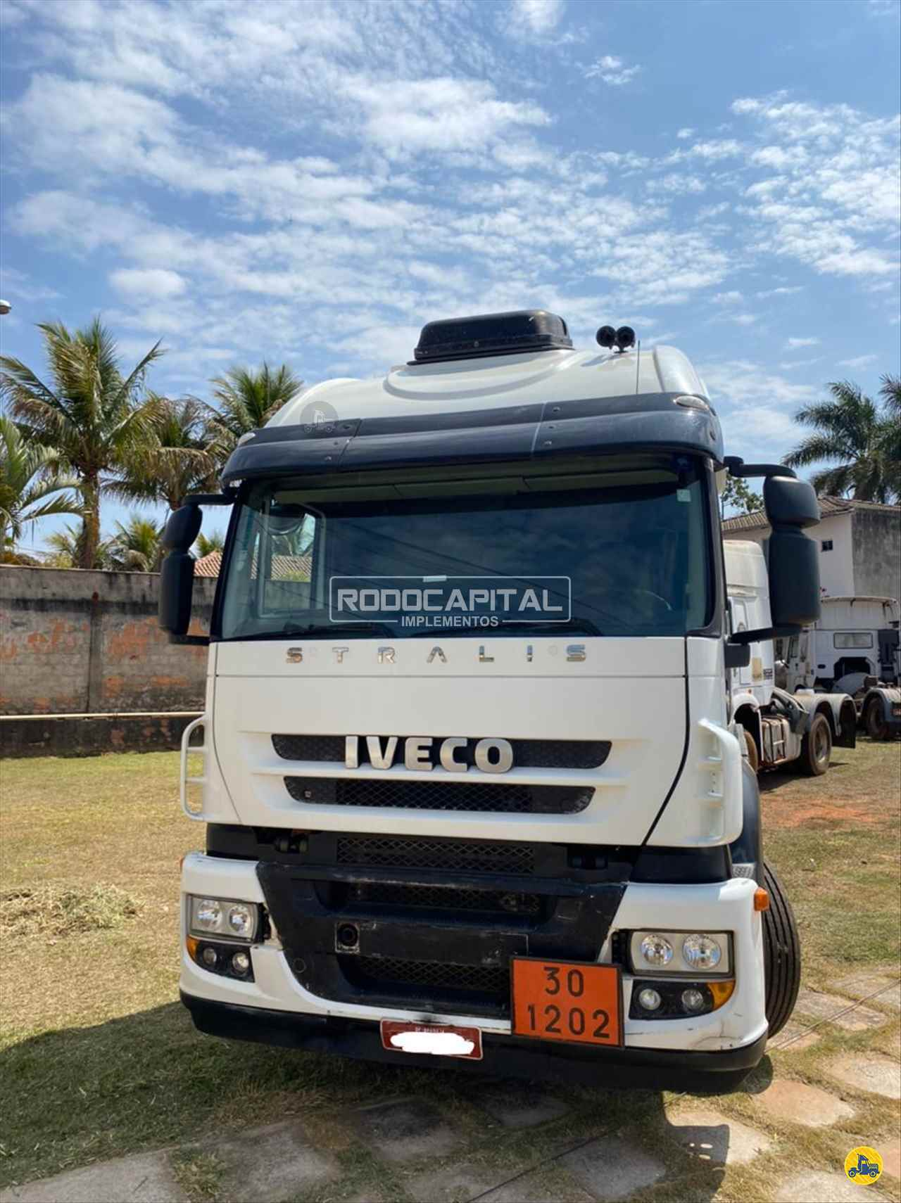 CAMINHAO IVECO STRALIS 460 Cavalo Mecânico Traçado 6x4 RODOCAPITAL - TRUCKVAN BRASILIA DISTRITO FEDERAL DF