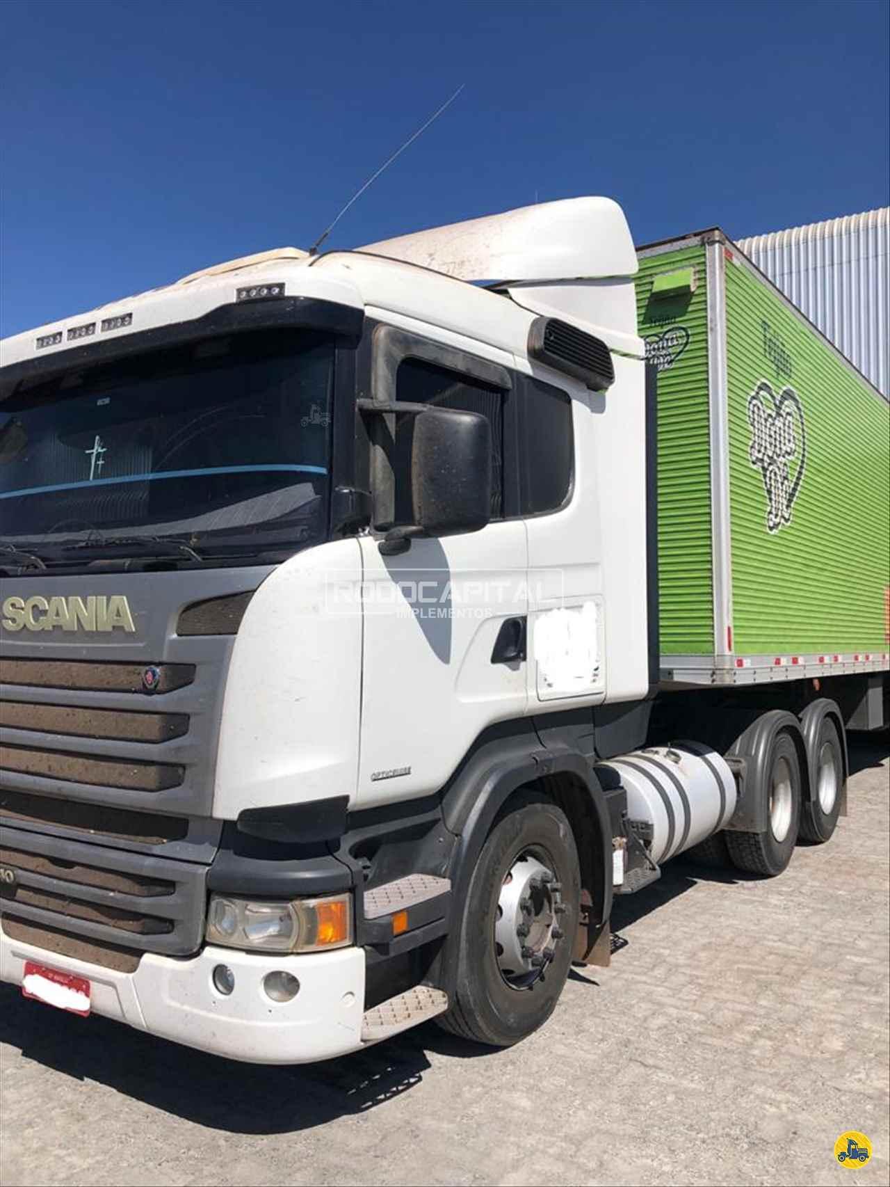 CAMINHAO SCANIA SCANIA 440 Cavalo Mecânico Truck 6x2 RODOCAPITAL - TRUCKVAN BRASILIA DISTRITO FEDERAL DF