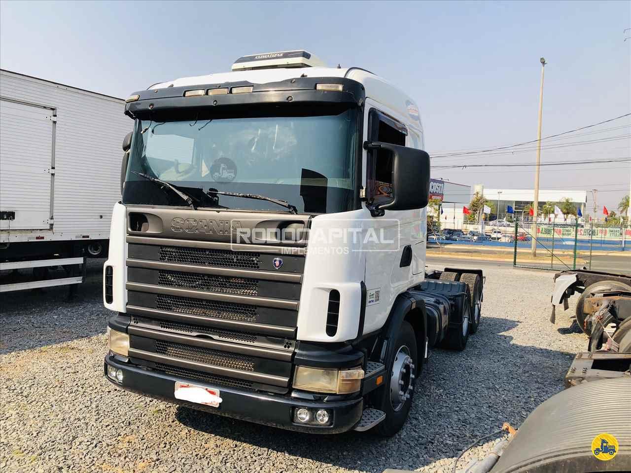 CAMINHAO SCANIA SCANIA 380 Cavalo Mecânico Truck 6x2 RODOCAPITAL - TRUCKVAN BRASILIA DISTRITO FEDERAL DF