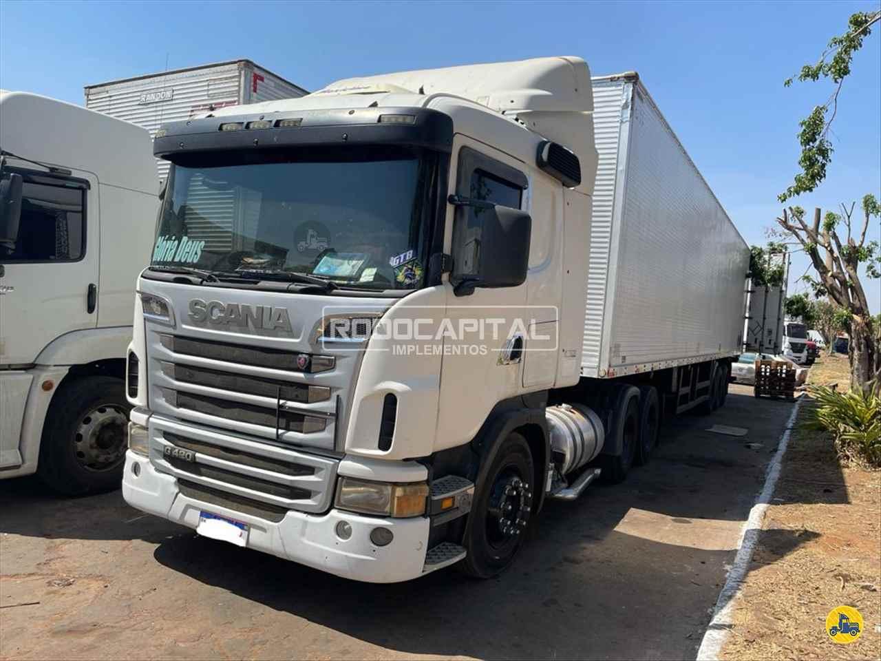 CAMINHAO SCANIA SCANIA 420 Cavalo Mecânico Truck 6x2 RODOCAPITAL - TRUCKVAN BRASILIA DISTRITO FEDERAL DF