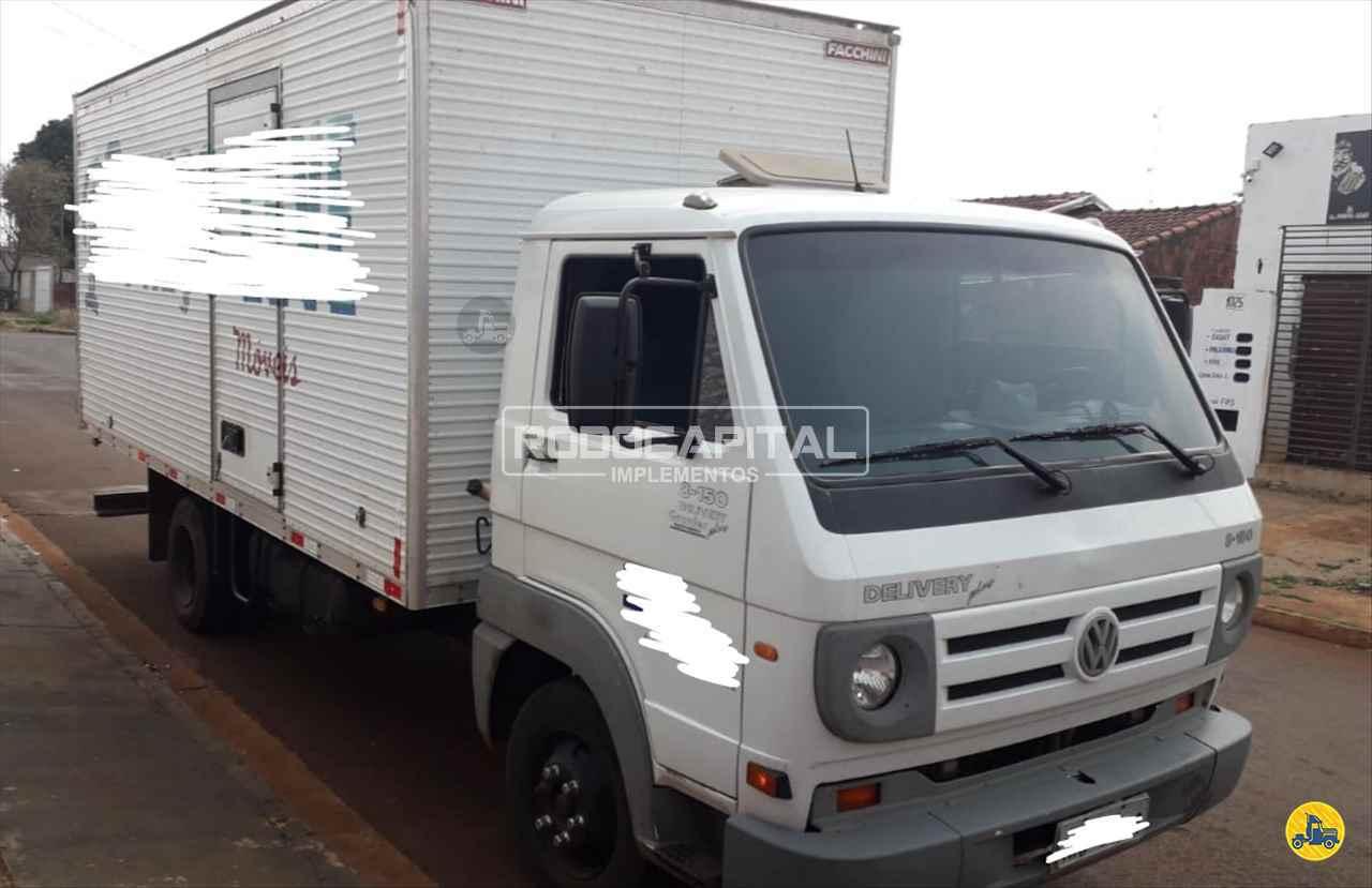 CAMINHAO VOLKSWAGEN VW 8150 Baú Furgão 3/4 4x2 RODOCAPITAL - TRUCKVAN BRASILIA DISTRITO FEDERAL DF