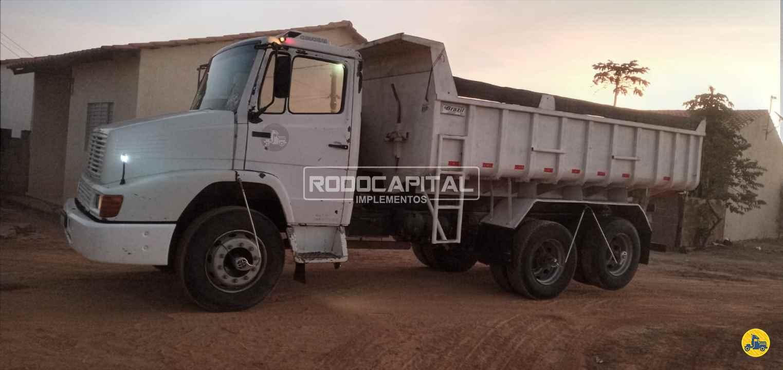 CAMINHAO MERCEDES-BENZ MB 1618 Caçamba Basculante Truck 6x2 RODOCAPITAL - TRUCKVAN BRASILIA DISTRITO FEDERAL DF